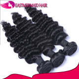 Волосы бразильянина волны волос Remy глубокие
