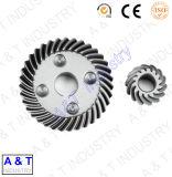 Liga de Alumínio personalizadas CNC// fresadora de Aço Inoxidável Peças Centure