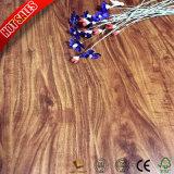 plancher synchro gravé en relief 7mm moyen HDF de stratifié en bois de 8mm