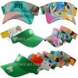 Tissu de polyester respirant Sport mode pare-soleil (TRNV096)