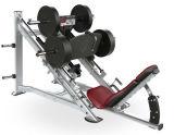 45 presse jambes de force de marteau du matériel de fitness / Salle de gym de l'exercice de l'équipement