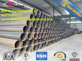 API 5L/ASTM A53/JIS G3444 HFW STK540 Caissons/Tuyaux en acier au carbone