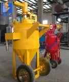 중국 판매를 위한 최고 가격 dB150 dB225 dB500 dB800 dB1500 Dustless 폭파 기계
