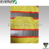 ER8212 colete de segurança reflexivo colete de trabalho colete de caça