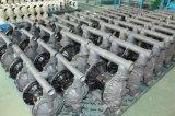 Rd 15のテフロン物質的な圧縮空気の二重ダイヤフラムポンプは製造する