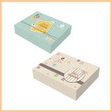 Cadre de empaquetage de papier personnalisé de cadeau