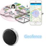 話すクロックA12を持つ子供のための小型GPSの追跡者か子供または年長者またはティーネージャー