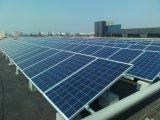 최신 복각 직류 전기를 통한 각 조정가능한 태양 전지판 지상 설치 시스템
