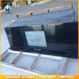 High Quality Cheap Black Galaxy Granite Countertops