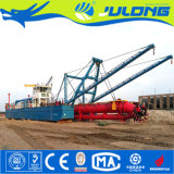Перетягивание Dredger Julong дизельного насоса/порт /Desilting Desilting реки заводской поставки