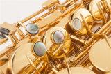Saxophone alto/d'or Prix de vente en gros fabricant de la LAQUE