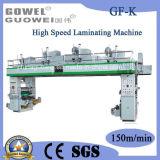 Laminateur à haute vitesse à haute pression PLC avec colle
