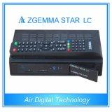 2017新しい低価格のZgemmaの星LC衛星ReeiverのLinux OS E2 DVB-C 1ケーブルのチューナー
