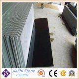 Zwart Absoluut, Zwart Diamondl Opgepoetst Graniet voor Plak of Tegel (Binnen)