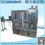 3000bph 자동적인 물 세척 채우는 캡핑 기계 (XGF12-12-5)