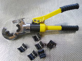 AG-1632e gamme 16-32mm avec meurt Th, U, V, M Type pour tuyau Pex, Pb al tuyau en cuivre