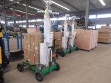 La fabbrica permette la torretta chiara mobile di spinta della mano (FZM-400A)