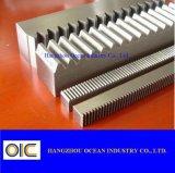 Rack d'engrenage en acier usiné CNC