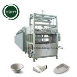 El moldeo de pasta de papel Hghy Pot de la máquina de la bandeja de papel