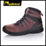 Zapato de seguridad ligero, calzado M-8362 de la seguridad de Nubuck de los zapatos de seguridad