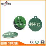 시간 출석과 접근 제한을%s 견본 자유로운 풀 컬러 인쇄된 RFID Keyfob