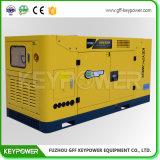 58kw Hauptzylinder-Generator-Set der energien-vier mit leisem Kabinendach