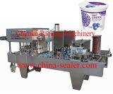 Máquina de enchimento da selagem do Yogurt automático