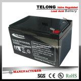 12V12ah AGMのゲルの深いサイクルの鉛酸UPS電池