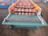 La mayoría del rodillo popular de la cubierta de suelo del material para techos del metal que forma la máquina