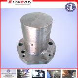 L'acier Q345 a fait l'utilisation de bride pour des machines de construction