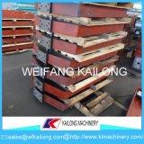 Qualitäts-Ladeplatten-Auto-Formteil-Zeile verwendeter Form-Kasten für Gießerei