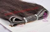 Inslag van de Huid van het Menselijke Haar Remy van 100% vilt de Maagdelijke, de Inslag van het Haar van de Band van Pu, Weft Uitbreiding van het Haar, de Inslag van de Huid van Pu, de Uitbreiding van het Haar, de Prijs van de Fabriek
