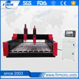 Ranurador de piedra del CNC de la máquina de grabado de la alta calidad para la venta