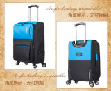 Equipaje determinado de la carretilla de Oxford del bolso del recorrido del nuevo equipaje del poliester de la fábrica de China con buena calidad