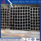 BS1387 Acero Galvanizado en caliente tubo cuadrado Precio