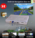 Kenwood DVD Support Tmc, Social Utilities, External 3G USB Dongle를 위한 다중 매체 Android Navigation Box