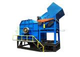 frantoio industriale della trinciatrice del metallo di alta efficienza 10tph per metallo e l'automobile con registrazione idraulica