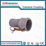 Aluminium-Schwerkraft-Gussteil-Schlauch-Schaft-Typ c-Nockensperre-Koppler