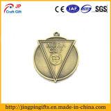 Медаль металла бронзы 3D горячих сбываний античное