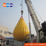 sacchetti del peso di prova di Waterload della gru 35ton