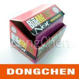 Коробка магнитного дух Carboard крышки твердого бумажного косметического упаковывая