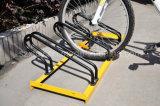 Handelsfußboden - eingehangener dreifacher Fahrrad-Parken-Standplatz