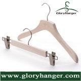方法衣類の表示使用法のスーツラックおよびズボンのハンガー、Hanger Factory著Customedのハンガー