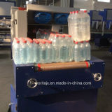 Garrafa Automatic PE Film Shrink Packaging Machine / Máquina de envolvimento (WD-150A)