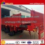 Remorque de cargaison de mur latéral pour le camion