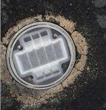 사려깊은 도로 포장 도로 마커 태양 알루미늄 도로 장식 못
