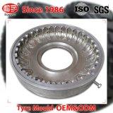 Tecnologia di CNC muffa della gomma delle 2 parti per il pneumatico di 16X8-7 ATV