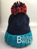 Зимой Вы сможете купить Beanie Red Hat трикотажные Beanie POM POM