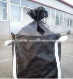 Grand sac circulaire pour des ordures Using