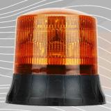 Hyperaktive drehende Leuchtfeuer-Warnleuchten-Polizei-Thema-Partei